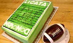 Donovan's 1st Birthday Cake