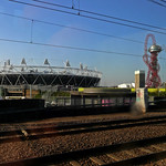 Olympic Park - March 2012