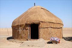 Yourte (Khorezm, Ouzbékistan)