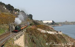 White Rock, Killiney (finnyus) Tags: irish train rail railway trains whiterock railtour railways excursion 2012 260 461 1541 killiney gsr 1505 cie 1522 1514 1506 3185 1523 1532 rpsi dser ci k2class railwaypreservationsocietyofireland beyerpeacockco finbarroneill sparelink