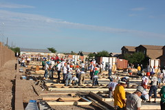 Pima County, Arizona NSP - 400 volunteers begin work on 10 homes (NSP Resource Exchange) Tags: pimacountyarizona