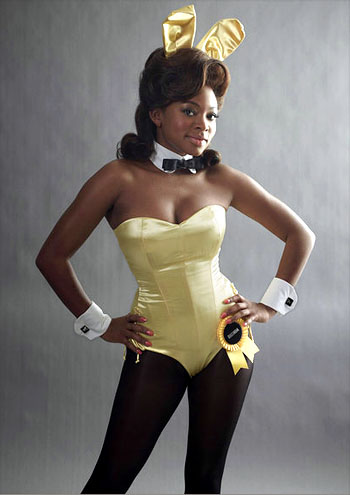 naturi naughton as brenda on the playboy club