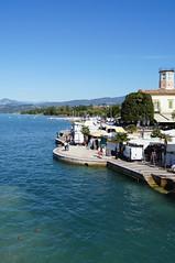 Lasize harbour @ Garda Lake (Ferdinand1977) Tags: weather day clear gardameer gardalake lagodigarda abigfave projectweather