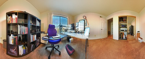 My home office (HDR)