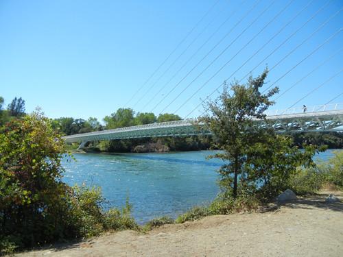 Sundial Bridge, Turtle Bay, Redding, California _ 5437