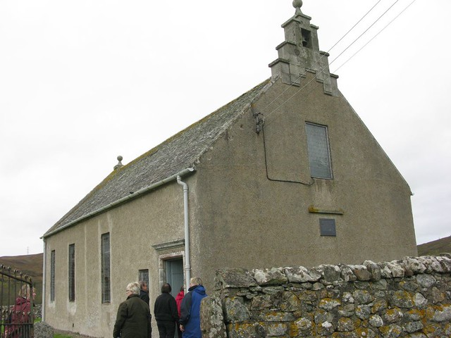 Kildonan Church, Strath of Kildonan