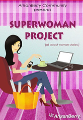 cover superwoman versi 1