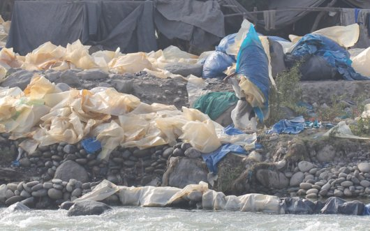 Snapshot: The plastics recyclers of Lima 4