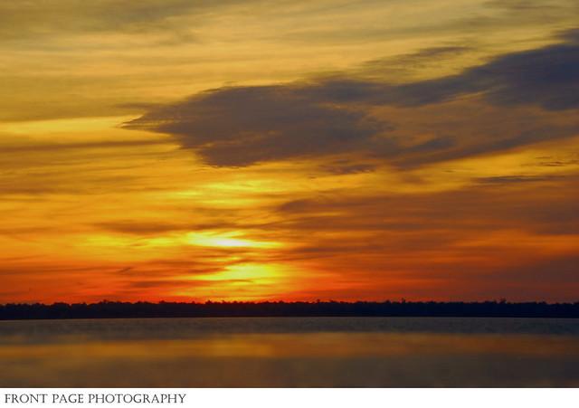 Sun Rise - 7:50AM