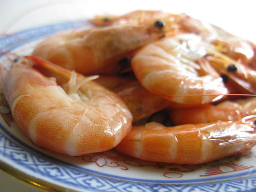 chinese Drunken Shrimp recipe