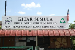 Recycle (existangst) Tags: malaysia factories bukitmerah kilang are kitarsemula