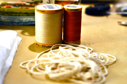 Thread & Piping Cord