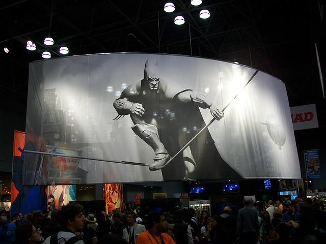 New York Comic Con D.C. Comics