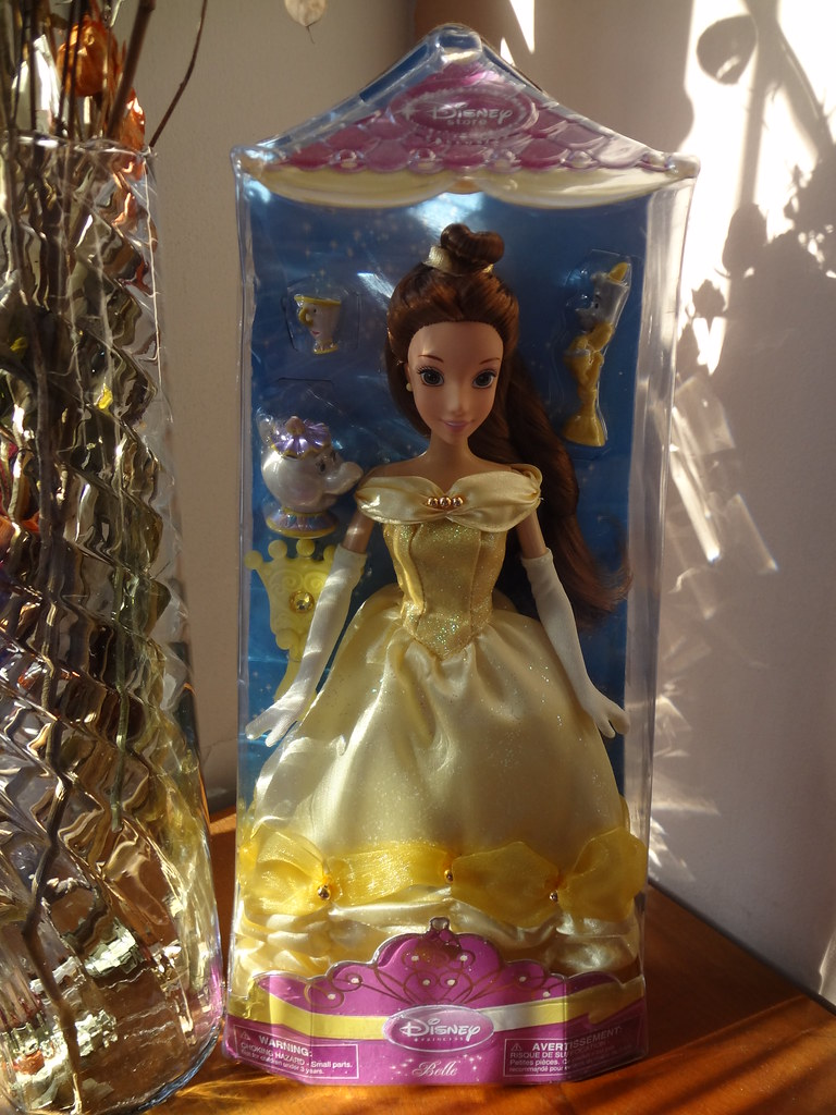 Disney Princess Belle Doll
