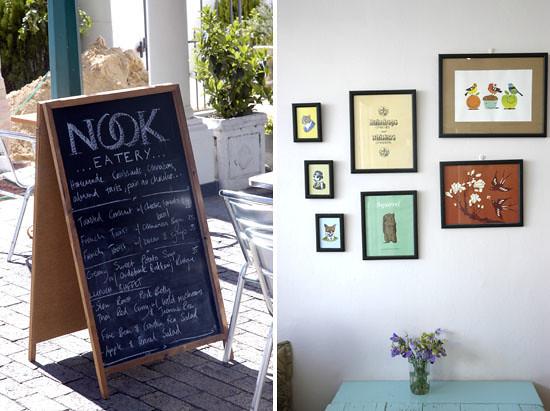 Nook Eatery, Stellenbosch
