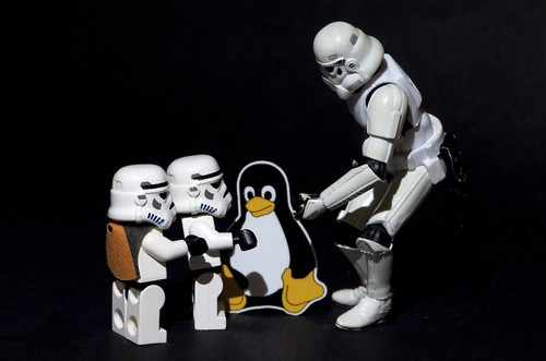 Let's use Linux to find the droids by Kalexanderson