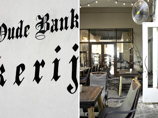 De Oude Bank Bakkerij, Stellenbosch