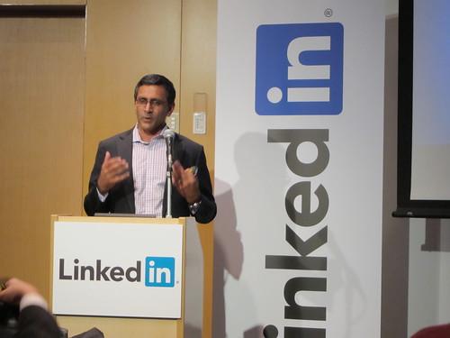 LinkedInブロガーミーティング