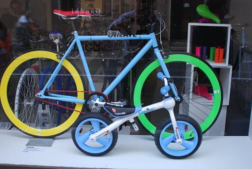 Bikes in Bozen