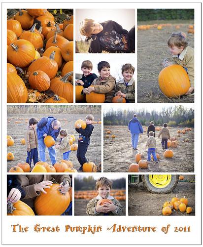 The Great Pumpkin Adventure of 2011 by Dani_Girl