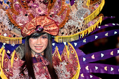 Indonesia(n) = beautiful!! :) (puguhindra) Tags: street carnival woman cute girl beautiful beauty smile face smiling night indonesia photography interestingness interesting eyes nikon flickr nightimages faces braces 85mm explore kawaii carnaval jogja yogyakarta yogya jogjakarta nikkor indonesian manis wajah cantik gadis explored flickraward d7000 nikond7000 jogjajavacarnival2011