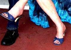 Foot lovers....close up. (Sugarbarre2) Tags: show red party woman black hot girl closeup mom shoe photo high nikon toes long arch flash s mature short wife upskirt heels granny