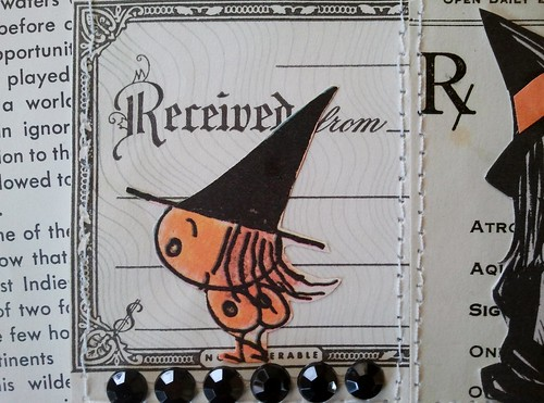 Spooky Tiny Book 9