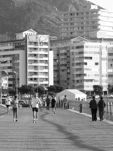 On the Promenade