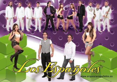 orquesta los españoles 2011