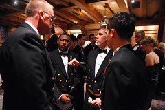MCPOCG Leavitt attends National Maritime Historical Society Awards Dinner