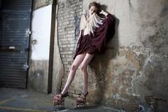 Alice Fern (MUUSEfashion) Tags: fashion photography model fierce uni universityofwestminster muuse newdesigner alicefern todyeforcollection