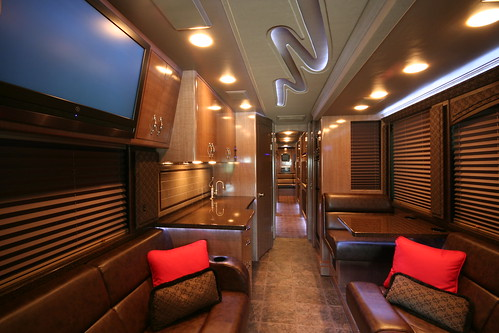 Jupiter Front Lounge - facing rear
