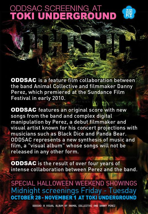 Oddsac_poster_27x39