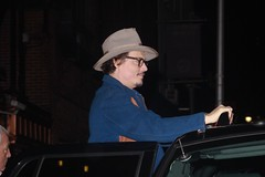 DavidLetterman_JD_10262011-74 (ODDtaylor) Tags: newyork october lateshow johnnydepp davidletterman 2011