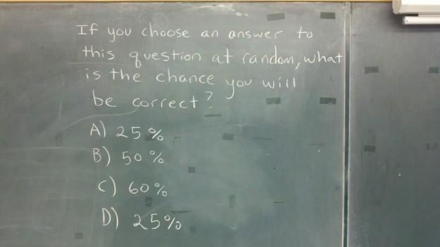 La mejor pregunta de Estadística de la historia