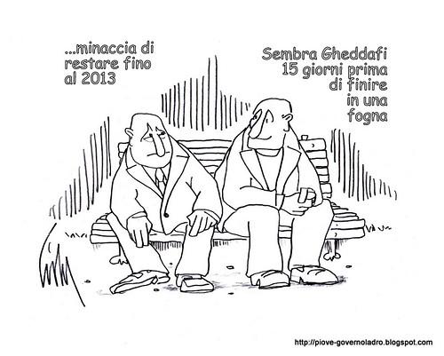 Minacce by Livio Bonino