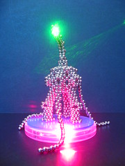 IMG_9757 - Martian Tripod Variation (tend2it) Tags: pink blue fiction red sculpture color green art cool war ray tripod alien machine science magnets zen heat scifi laser spaceship magnet catchy sculptures magnetic waroftheworlds tentacles orsonwells buckyballs neodymium neoball neocube magcube matian cybercube zenmagnets nanodots zenmagnet