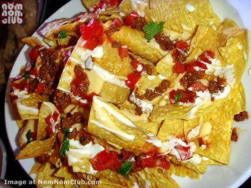 Nachos Platter from Pinchos Bar & Restaurant