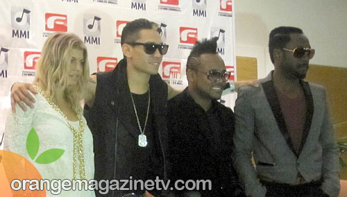 The Black Eyed Peas in Manila
