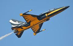 Black Eagle T50 (Ciaranchef's photography.) Tags: day power air f16 25th viper usaf fs warthog a10 osan 2011 rokaf osanab 51stfw osanairpowerday2011