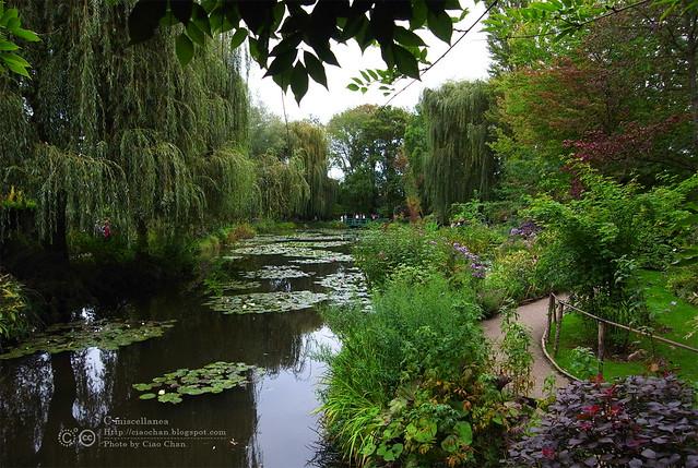 Bonjour Giverny~ 吉維尼 Jardins de Monet 莫內花園R1041456