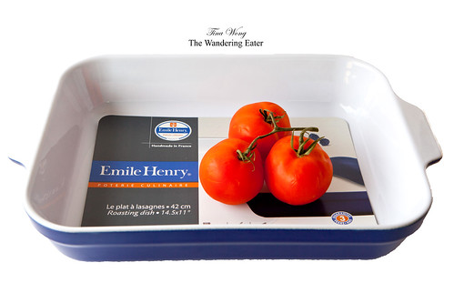Emile Henry Azur 5.4qt Lasagna Pan