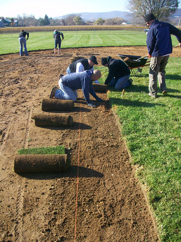 Schoharie Field Renovation 023