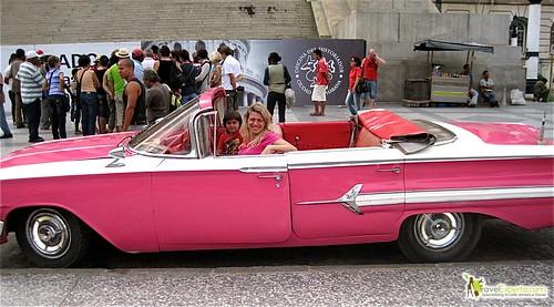 Stylish Cuban Classic Car