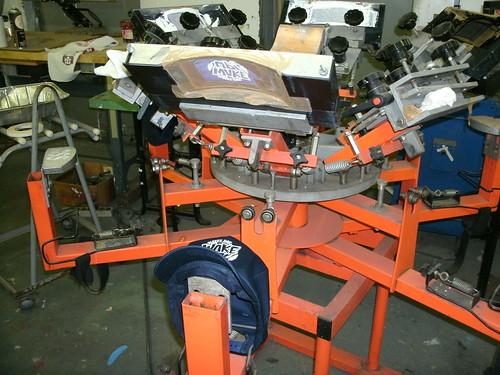 6311444750 36d7950ba8 Sleepy Dan: Printing SnapBacks