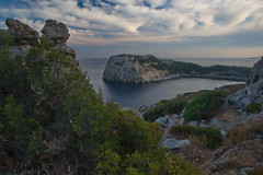 Anthony Quinn Bay (meironke) Tags: vacation beach public canon bay coast urlaub greece griechenland kste rhodos grc anthonyquinn rating5 canoneos40d afantou meironke dodekanisou greece2011