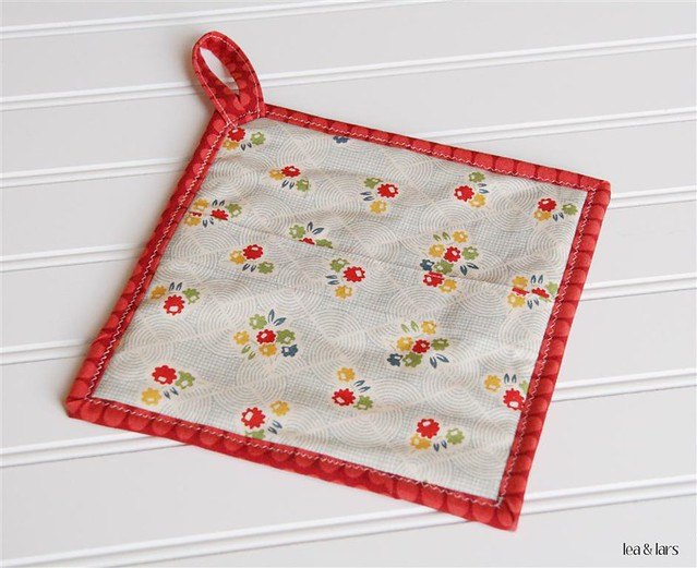 potholder back