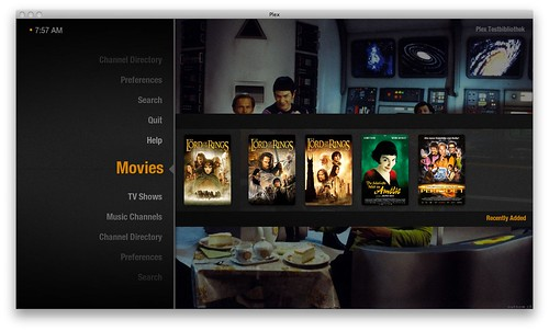 Das Plex Interface