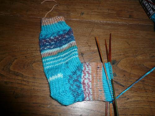 Max's socks