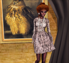 CHANTKARE FOR VINTAGE FAIR (apploniacriss) Tags: delmay clawtooth chantkare lagyo